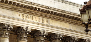 The Paris Bourse or