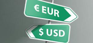 EUR/USD вырос в конце американской сессии
