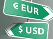 EUR/USD, дневной график (D1), японские свечи